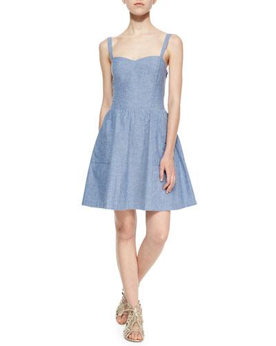 Yomi Cotton Dress