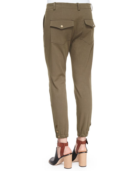 Field Cargo Ankle Pants