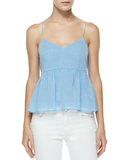 Summer Space Top, Koro Blue