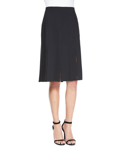 Cuarteto Carwash-Hem Skirt