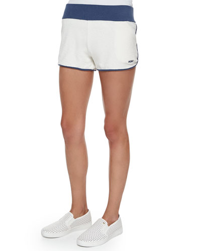 Chelsea Terry Knit Track Shorts