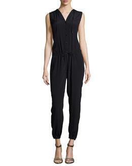 Biltmore B Sleeveless Jumpsuit