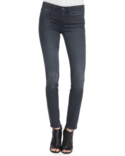 Riley Skinny Denim Jeans, Wilshire