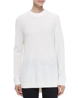 Valentina Cashmere Tunic Sweater