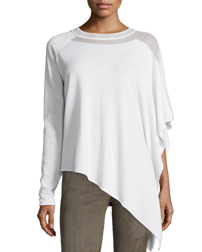 Amada Draped Sweater