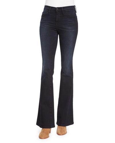 Le High Flare Jeans, Moxon