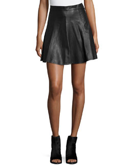 Suki A-Line Skirt, Black