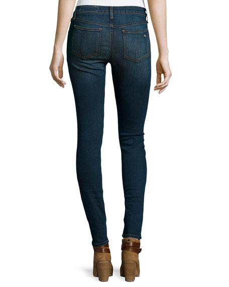 High-Waist Skinny-Leg Jeans, Mercer