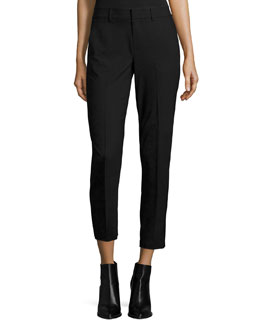 Side Strapping Pants, Coastal