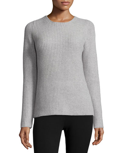 Arminay Fine Haven Ribbed Sweater