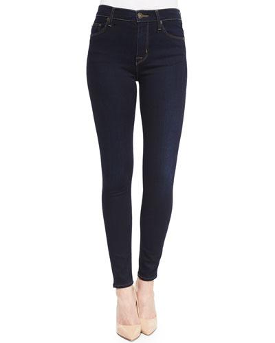 Barbara High Rise Skinny Jeans, Delilah