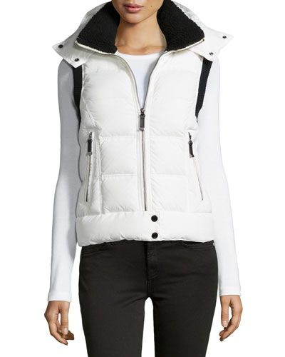 Orson Quilted Puffer Vest
