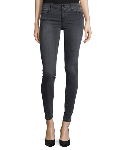 620 Mid-Rise Super Skinny Jeans, Night Bird