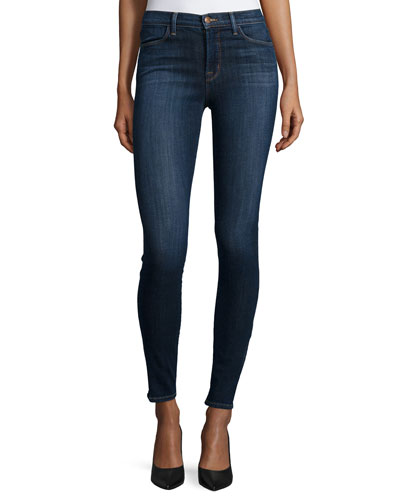Skinny Maria High-Rise Jeans, Oblivion