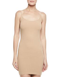 Formfitting Camisole Slip, Nude