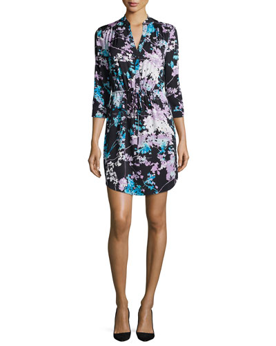 Freya Floral Daze Shirtdress