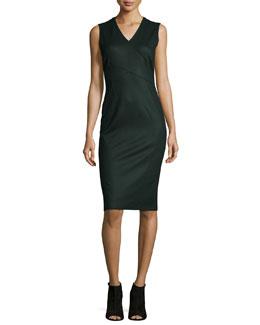 Gigi Sleeveless Sheath Dress