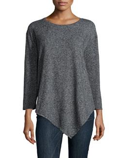 Tammy T Heathered Sweater