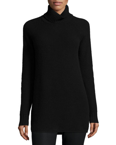 Eurala Cashmere Turtleneck Sweater