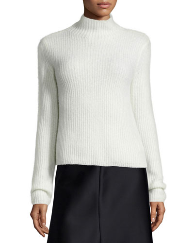Sisel Nimbus Ribbed Cashmere Sweater