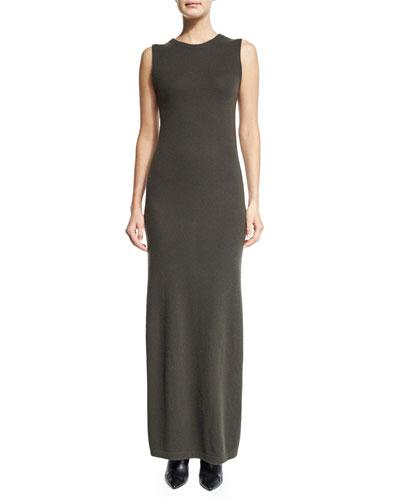 Dorada Cashmere Maxi Dress