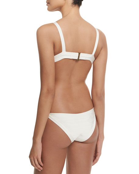 Cutout Bandage One-Piece Monokini Swimsuit