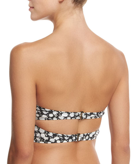 Orchard Printed Underwire Swim Top