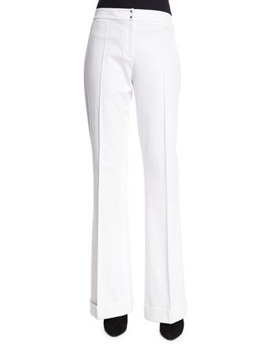 Bailee Flare-Leg Pants