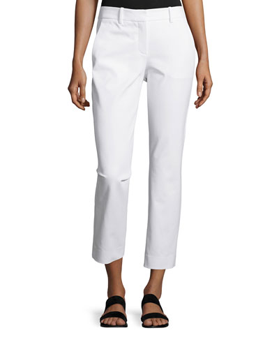 Izelle C. Slim-Fit Jetty Pants
