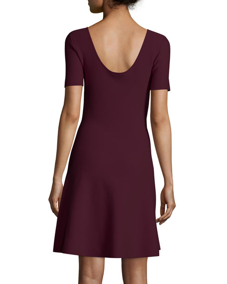 Codris C Prosecco A-Line Dress