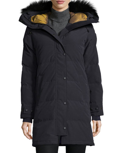 Prideaux Parka with Fur Hood