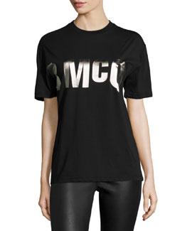 Classic Logo T-Shirt, Black