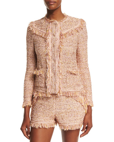 Crochet Stitch Jacket : New Arrivals