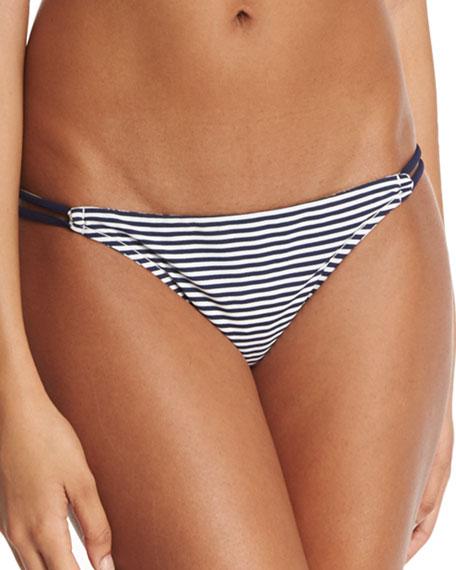Acoma Reversible Printed Bikini Swim Bottom