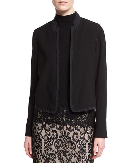 Sami Notched-Collar Jacket