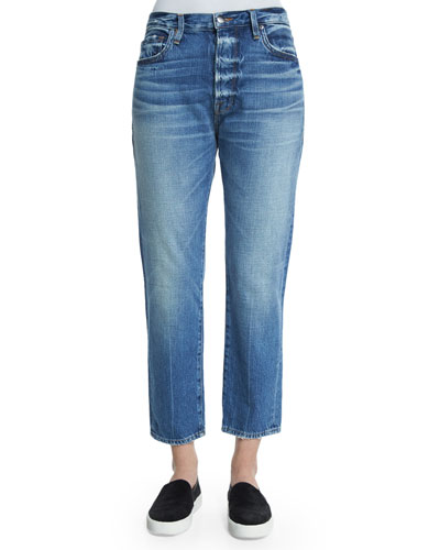 Le Original Cropped Jeans, Wetherly