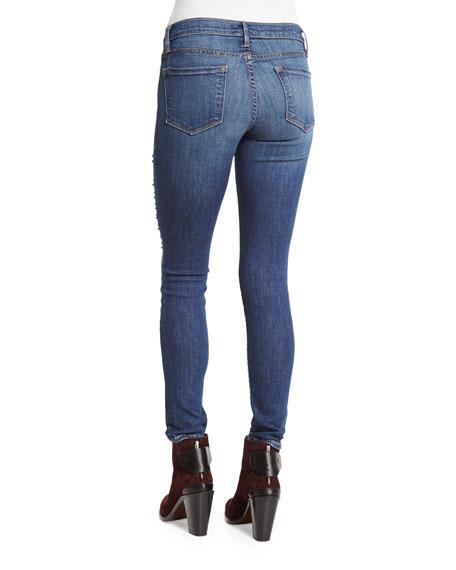 Le Skinny Le Rip Jeans, Houston