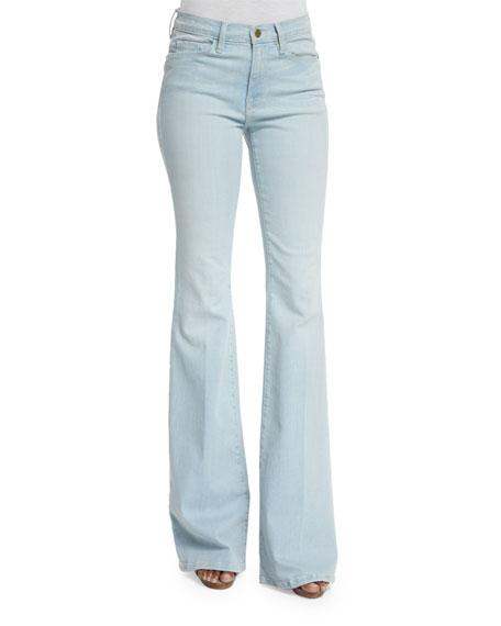 Karlie Forever Flare-Leg Jeans, Motz