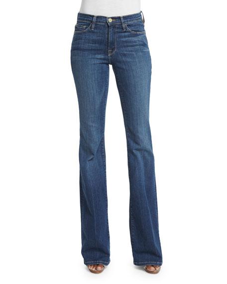 Karlie Forever Flare-Leg Jeans, Neosho