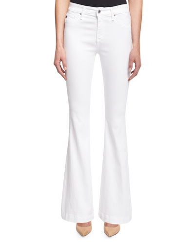 The Janis High-Rise Petite Jeans, White