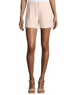 Wayward Silk Shorts