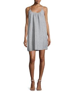 Jorell Sleeveless Linen Dress