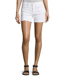 Mason Five-Pocket Stretch Shorts