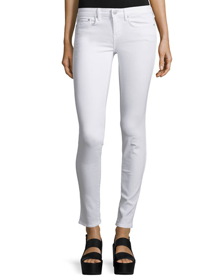 Riley Skinny Jeans, Optic White