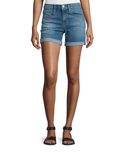 Mason Stretch Denim Shorts