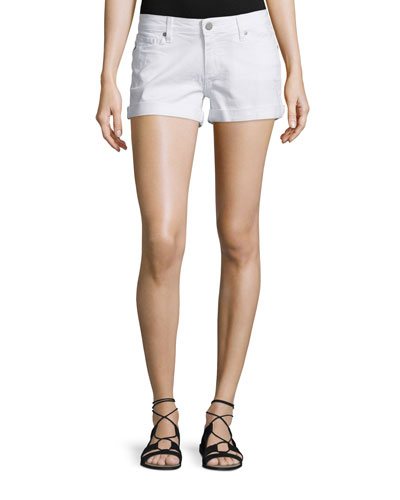 Jimmy Jimmy Denim Shorts, Optic White