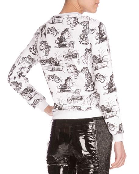 d823ab0a89ea Kenzo Jungle Book® Logo Sweatshirt