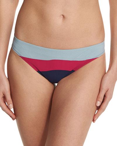 Marguerite Colorblock Hipster Swim Bottom