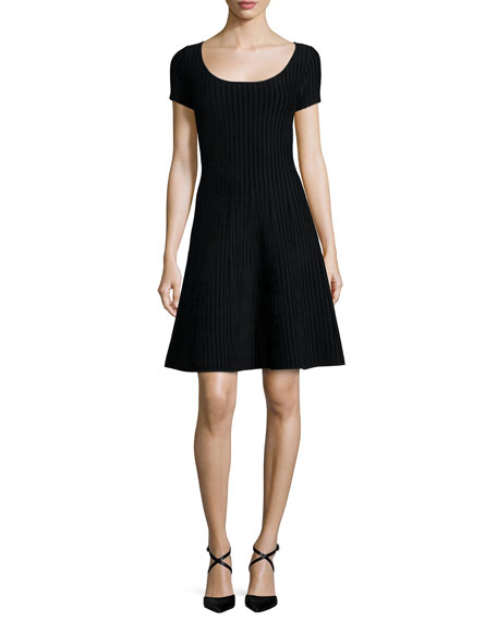 Codris B A-Line Dress