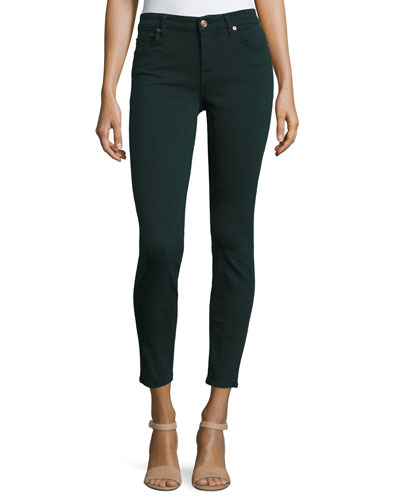 The Ankle Skinny Jeans, Dark Forest